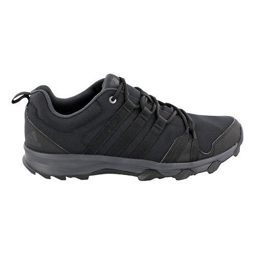 Mens adidas Tracerocker Trail Running Shoe - Black 6