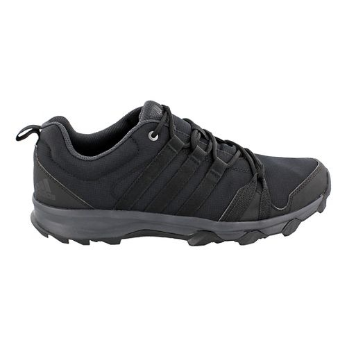 Mens adidas Tracerocker Trail Running Shoe - Black 9.5