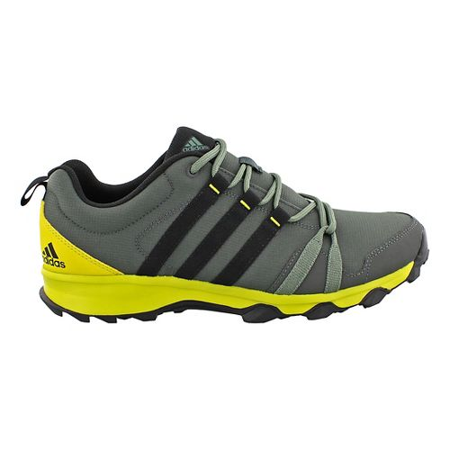 Mens adidas Tracerocker Trail Running Shoe - Green 9.5