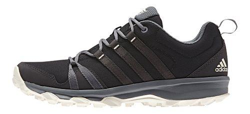 Womens adidas Tracerocker Trail Running Shoe - Black/Grey 10.5