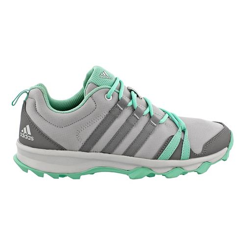 Womens adidas Tracerocker Trail Running Shoe - Purple/Teal 10.5