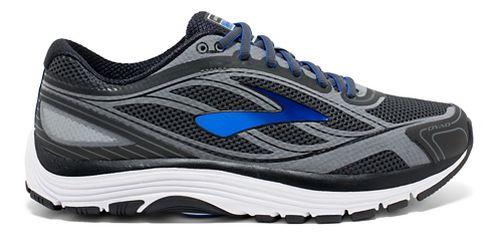Mens Brooks Dyad 9 Running Shoe - Grey/Blue 9.5