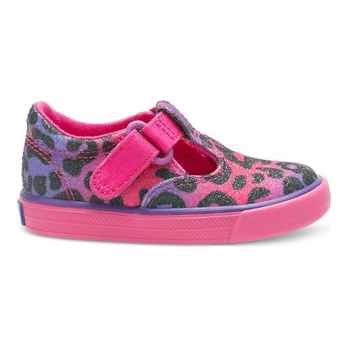Kids Keds Daphne Sugar Dip Toddler Walking Shoe - Multi Leopard 8.5C