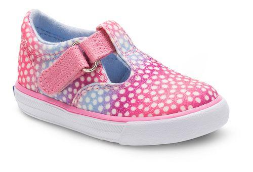 Keds Daphne Sugar Dip Walking Shoe - Pink Multi Dot 11C