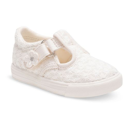 Keds Daphne Fashion Walking Shoe - Ivory Eyelet 10C