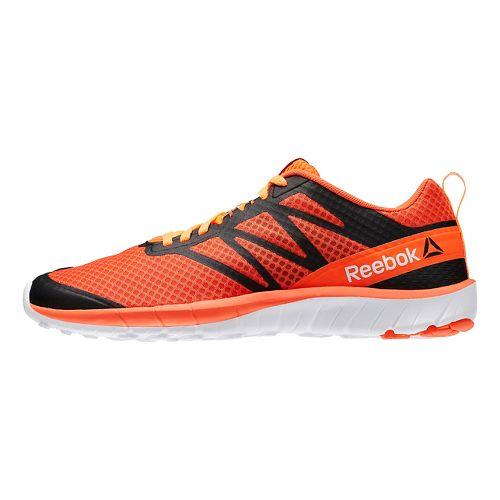 Mens Reebok SoQuick Running Shoe - Orange/Red 10