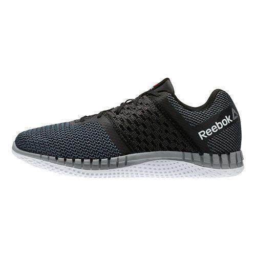 Mens Reebok ZPrint Run Running Shoe - Black 12