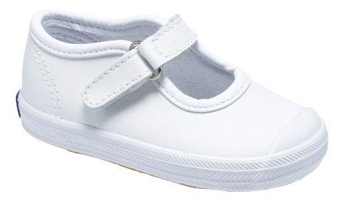 Kids Keds Champion Toe Cap MJ Classic Infant/Toddler Walking Shoe - White 1C