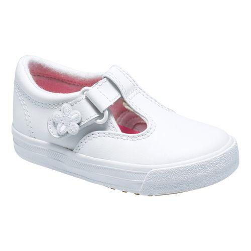 Keds Girls Daphne Classic Walking Shoe - White 7.5C