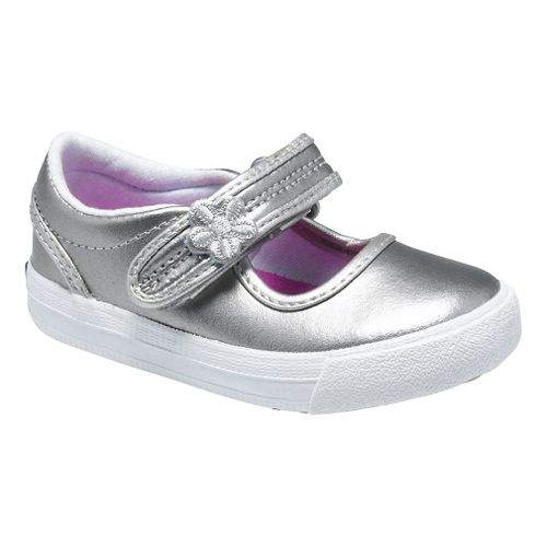 Kids Keds Ella Classic Walking Shoe - Pewter 8C