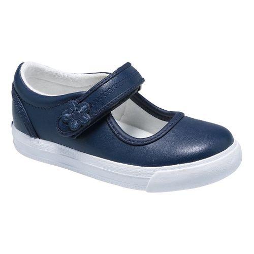 Kids Keds Ella Classic Walking Shoe - Navy 11C