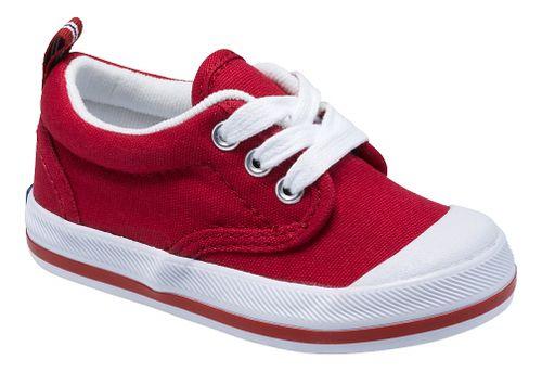 Kids Keds Graham Classic Toddler Walking Shoe - Red 4C