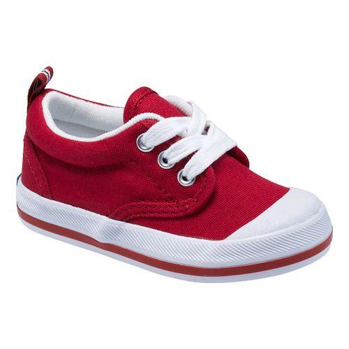 Kids Keds Graham Classic Toddler Walking Shoe - Red 6.5C