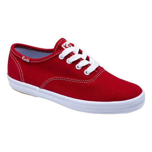 Mens Champion Rubber Shoes Red