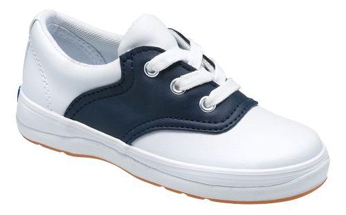 Kids Keds School Days II Walking Shoe - Navy 2Y