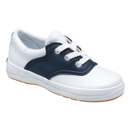 Kids Keds School Days II Walking Shoe - Navy 2Y