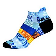 Brooks Run Happy Tab Socks