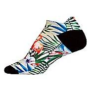 Brooks Pacesetter Summertime Fun Tab Socks