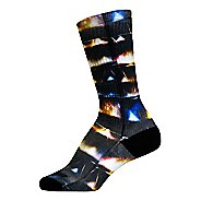 Brooks Pacesetter Galaxy Crew Socks