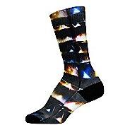 Brooks Pacesetter Galaxy Crew Socks