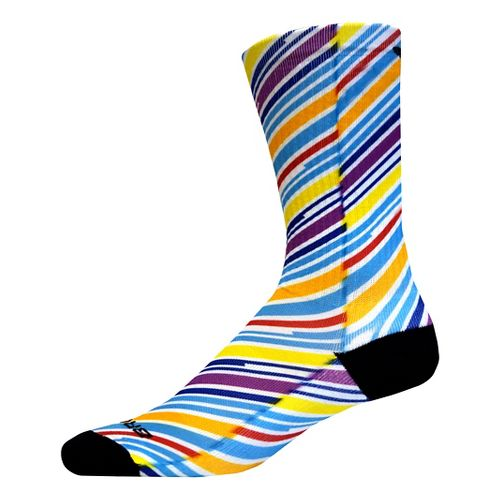 Brooks�Pacesetter Stripes Crew Sock