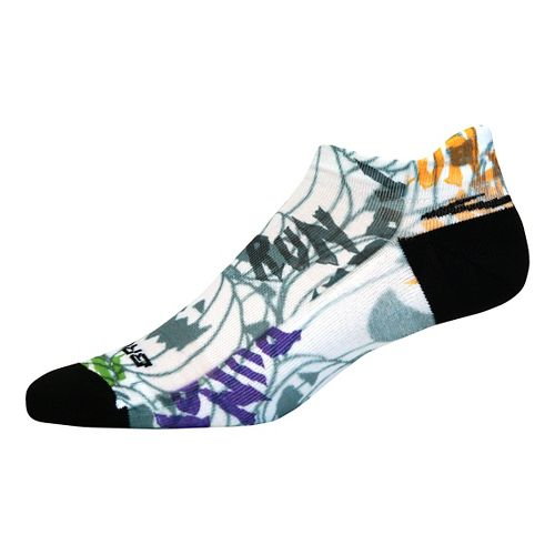 Brooks Pacesetter Spooky Fun Tab Socks - Multi L