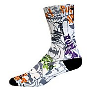 Brooks Pacesetter Spooky Fun Crew Socks