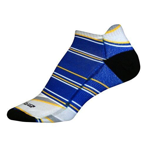 Brooks Pacesetter Prep Tab Socks - Multi L