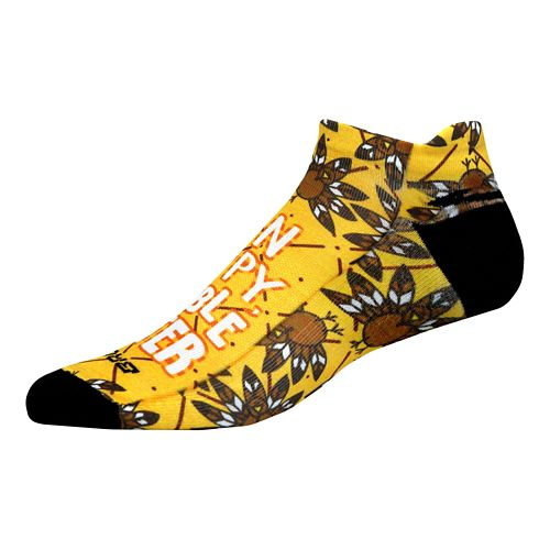 Brooks Pacesetter Thanksgiving Tab Socks - Multi L