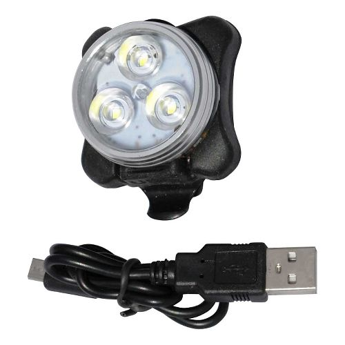DuraVisionPro Rechargeable Sunlight 80 Lumen Clip Light Safety - White