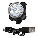 DuraVisionPro Rechargeable Sunlight 80 Lumen Clip Light Safety