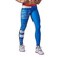 Womens Reebok CrossFit Compression Stripes Tights & Leggings Pants