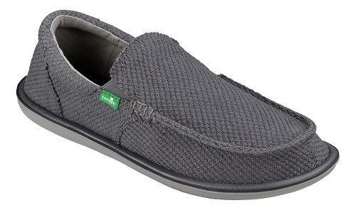 Mens Sanuk Chibalicious Casual Shoe - Grey 13