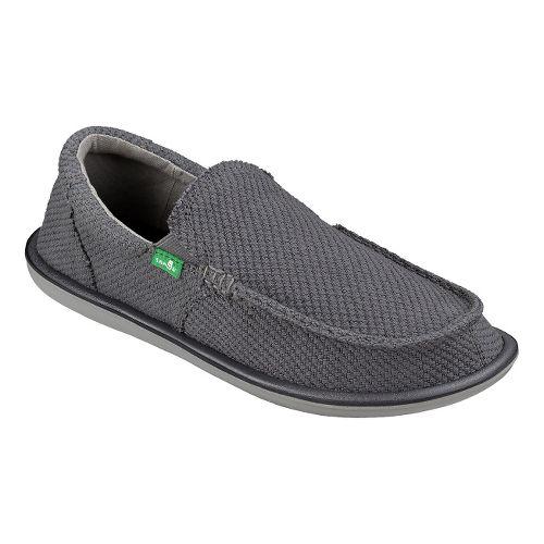 Mens Sanuk Chibalicious Casual Shoe - Grey 10