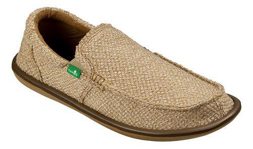 Mens Sanuk Chibalicious Casual Shoe - Beige 10