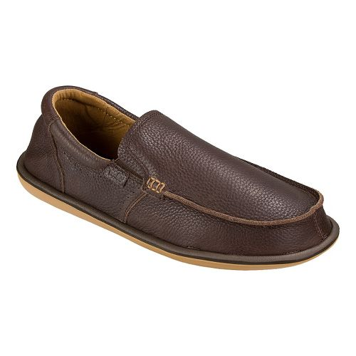 Mens Sanuk Chibalicious Deluxe Casual Shoe - Dark Brown 14
