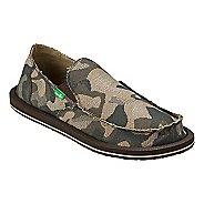 Mens Sanuk Vagabond Camo Casual Shoe