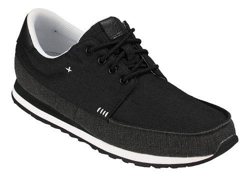 Mens Sanuk Beer Runner Casual Shoe - Black 9