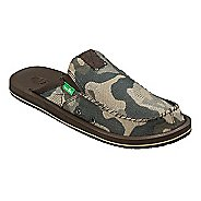 Mens Sanuk You Got My Back II Camo Casual Shoe