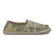 Womens Sanuk Donna Blanket Casual Shoe