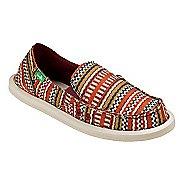 Womens Sanuk Donna Blanket Casual Shoe