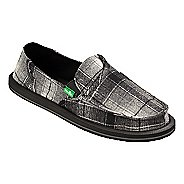 Womens Sanuk Pick Pocket Plaid Casual Shoe