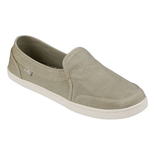 Womens Sanuk Pair O Dice Casual Shoe - Natural 8.5