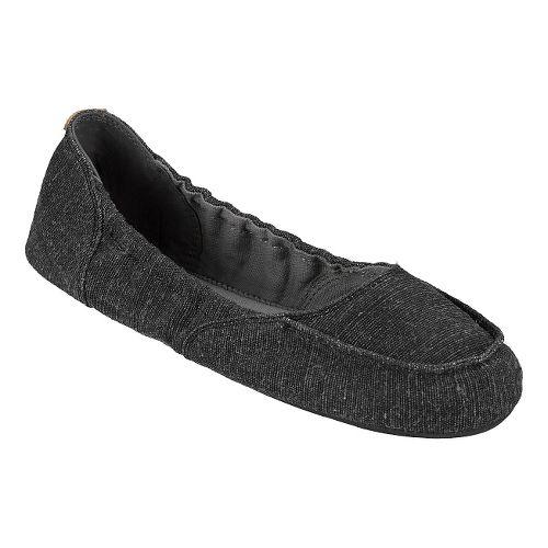 Womens Sanuk Elle V. Eight Casual Shoe - Black 6