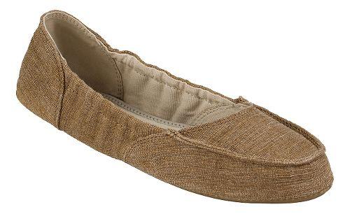 Womens Sanuk Elle V. Eight Casual Shoe - Tobacco 6.5