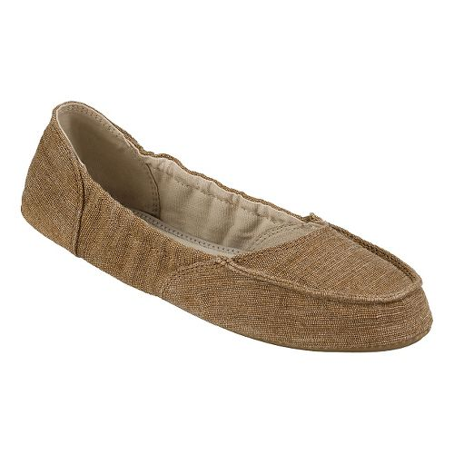 Womens Sanuk Elle V. Eight Casual Shoe - Tobacco 10