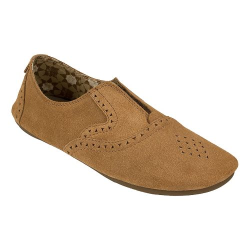 Womens Sanuk Adaline Casual Shoe - Tobacco 9.5