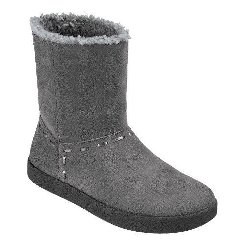 Womens Sanuk Toasty Tails Short Casual Shoe - Charcoal 6.5