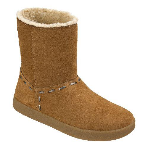 Womens Sanuk Toasty Tails Short Casual Shoe - Chestnut 9.5