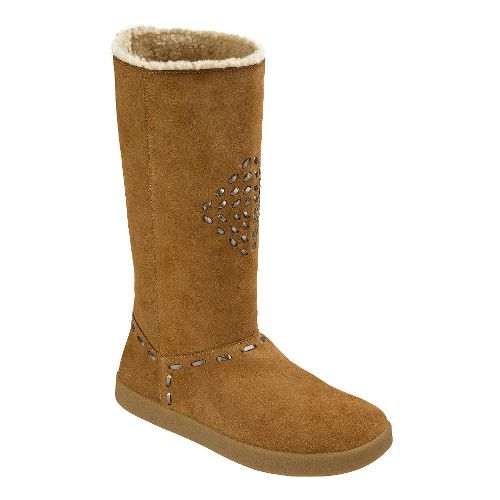 Womens Sanuk Toasty Tails Casual Shoe - Chestnut 9.5